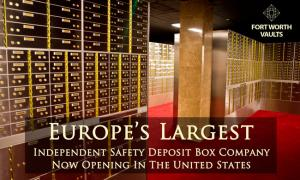 SAFETY DEPOSIT BOX FACILITY FORT WORTH VAULTS